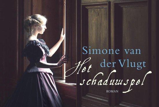 Het schaduwspel- dwarsligger (compact formaat) - Simone van der Vlugt  