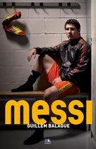 Boek cover Messi van Guillem Balagué