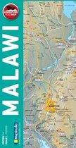 Adventure Road Map Malawi