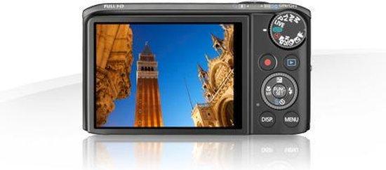 Canon PowerShot SX260 HS - Zwart