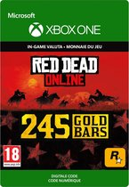 Red Dead Redemption 2: 245 Gold Bars - Xbox One Download