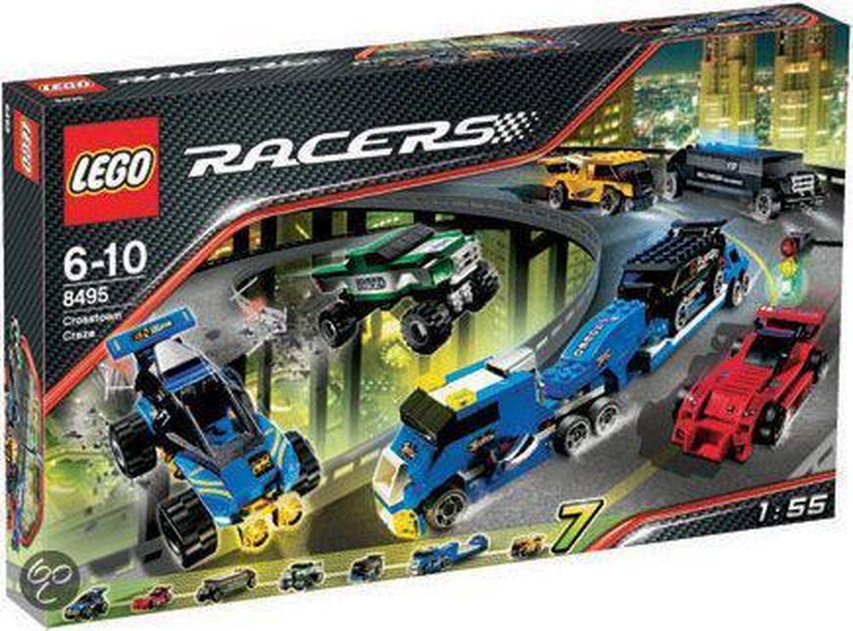 LEGO Racers Crosstown Craze - 8495