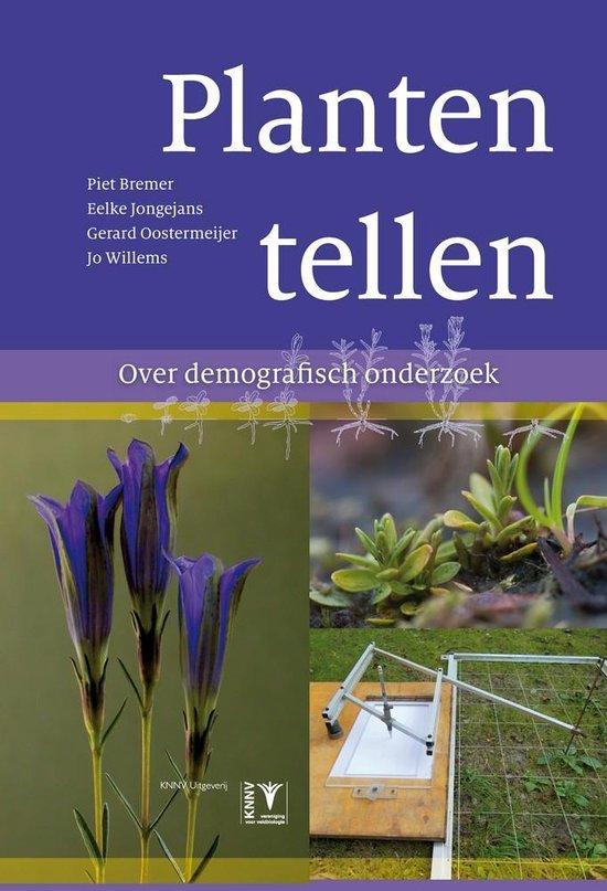 Planten tellen - Piet Bremer |
