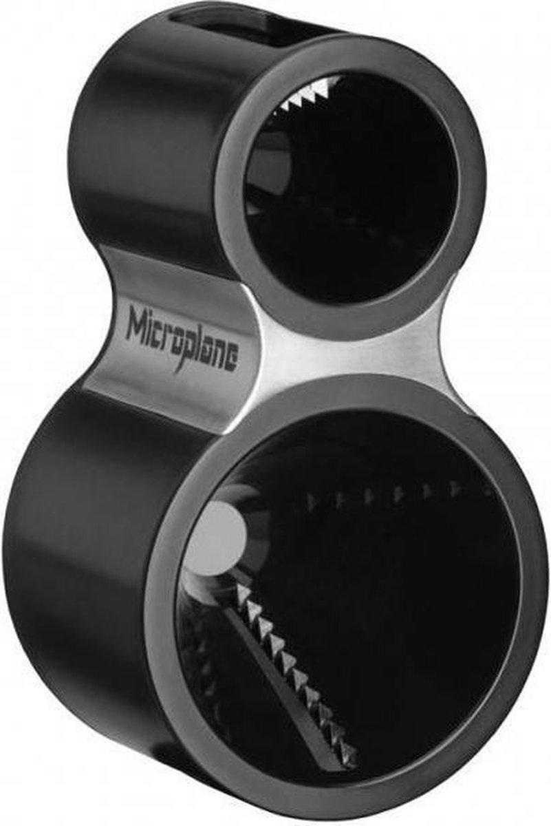 Microplane 48000 Groenteslijper, zwart - Microplane