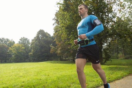Tunturi Hardloopriem - Hardloopset - Drinkgordel hardlopen