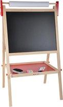 Krijtbord en whiteboard classic