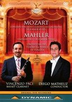 Mozart: Concert For Basset Clarinet