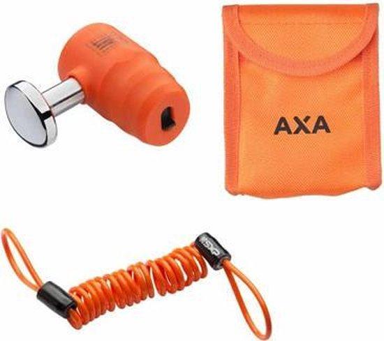 AXA Problock - Schijfremslot - ART4 - Oranje