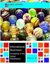Boek cover International Business, Global Edition van Charles W. L. Hill