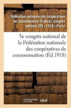 5e congres national de la Federation nationale des cooperatives de consommation