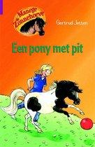 Manege de Zonnehoeve  -   Een pony met pit