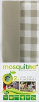 MosquitNo Anti-Insect Placemat Donkergrijs