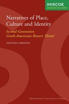 Narratives of Place, Culture and Identity