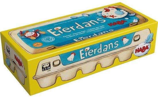 Spel - Eierdans (Nederlands) = Duits 4448 - Frans 3448