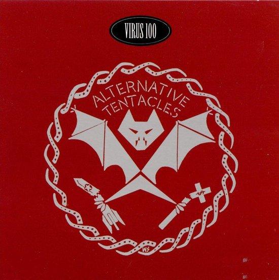 CD cover van Virus 100 van Napalm Death