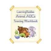 Learning Buddies Animal ABCs Tracing Workbook