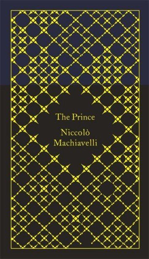 Boek cover The Prince van Niccolò Machiavelli (Hardcover)
