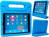 iPad Pro 10.5 inch (2017) Kids Case Hoesje Cover Kinder Hoes - Blauw