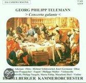 Concerto For Flute, Violin, Cello &