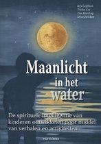 Maanlicht in het water