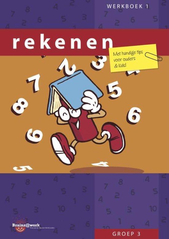 Brainz@work - Rekenen Groep 3 Werkboek 1 - Inge van Dreumel |