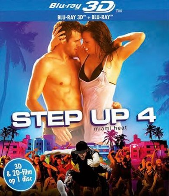 Cover van de film 'Step Up 4'