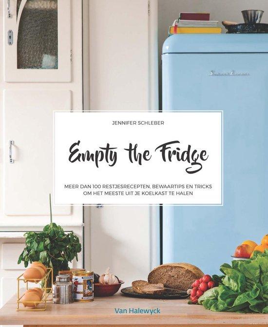 Empty the fridge - Jennifer Schleber |