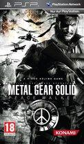 Metal Gear Solid, Peace Walker PSP