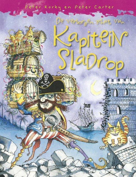 De verborgen schat van kapitein Sladrop - Korky Paul |