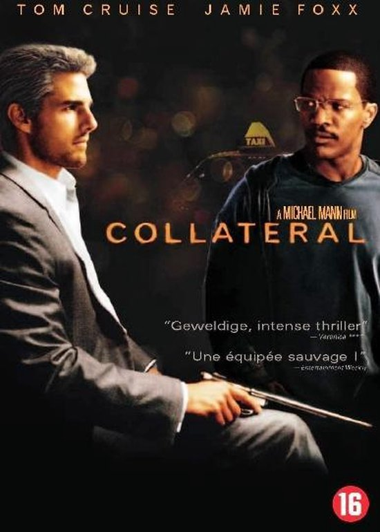 Cover van de film 'Collateral'