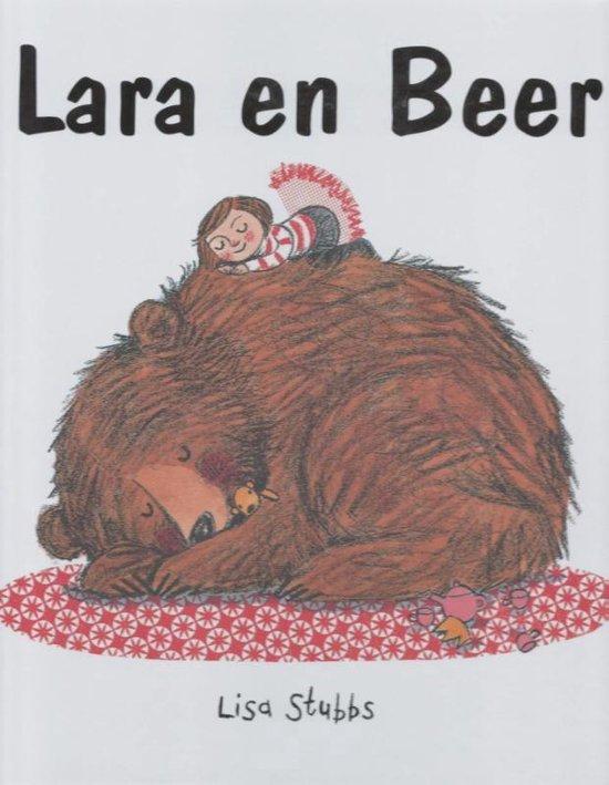 Lara en beer - Lisa Stubbs | Readingchampions.org.uk