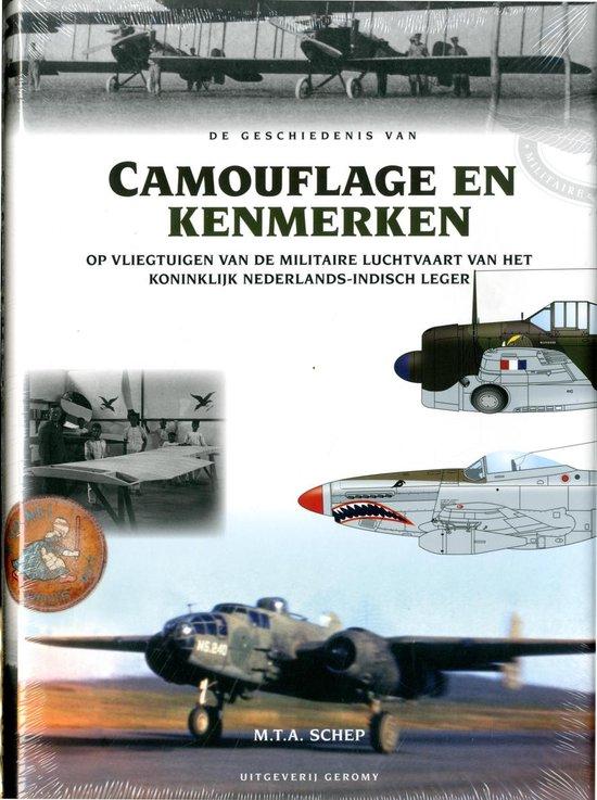 De geschiedenis van Camouflage en Kenmerken - M.T.A Schep pdf epub