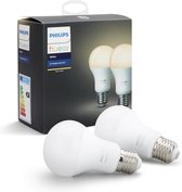 Philips Hue Standaardlamp - White - 2-pack