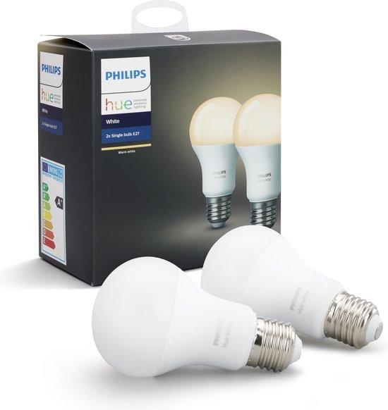 Philips Hue Standaardlamp - White - 2-pack