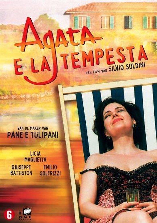 Cover van de film 'Agata e la Tempesta'