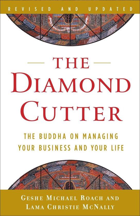 Boek cover The Diamond Cutter van Geshe Michael Roach (Paperback)
