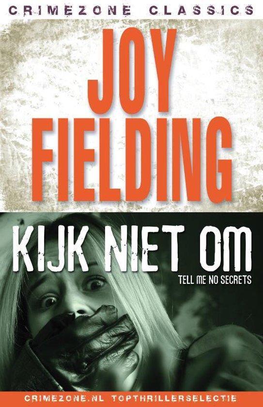 Kijk Niet Om - J. Fielding |