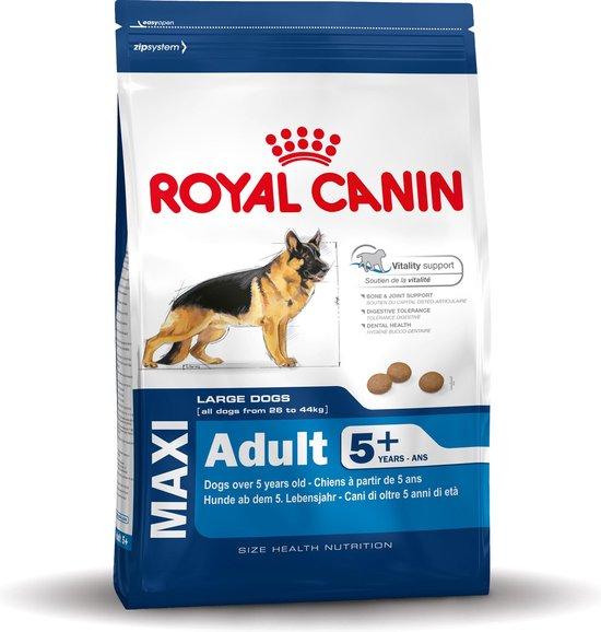 Royal Canin Maxi Adult 5+ - Hondenvoer - 4 kg