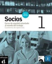 Socios 1 cuaderno de ejercicios + CD