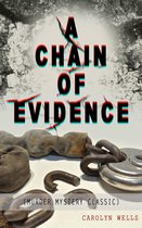 Omslag A CHAIN OF EVIDENCE (Murder Mystery Classic)
