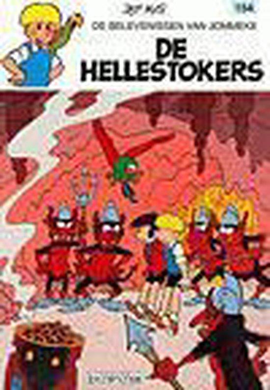 Jommeke 154 - De Hellestokers - Jef Nys  