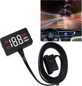 Head Up Display voor in de auto | HUD | Projector met LED | Waarschuwings systeem
