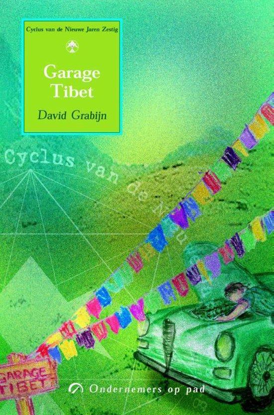 Garage Tibet - David Grabijn |