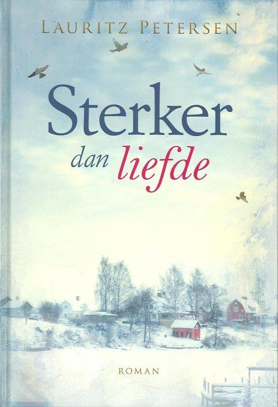 Sterker dan liefde - Lauritz Petersen |