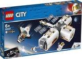 LEGO City Ruimtevaart Ruimtestation op de Maan - 60227