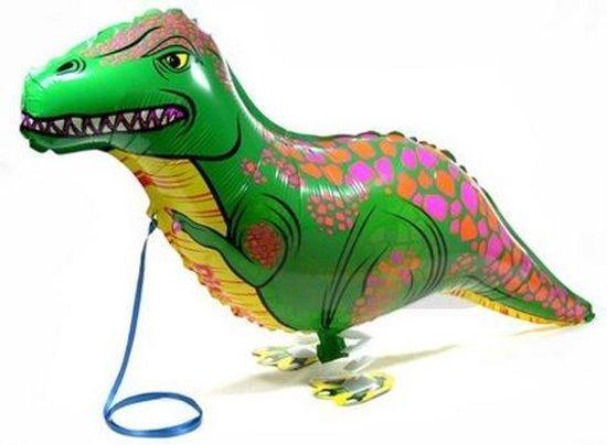Dinosaurus XL Ballon - Kinderfeestje versieringen – Kinderverjaardag versiering – Dieren ballonnen