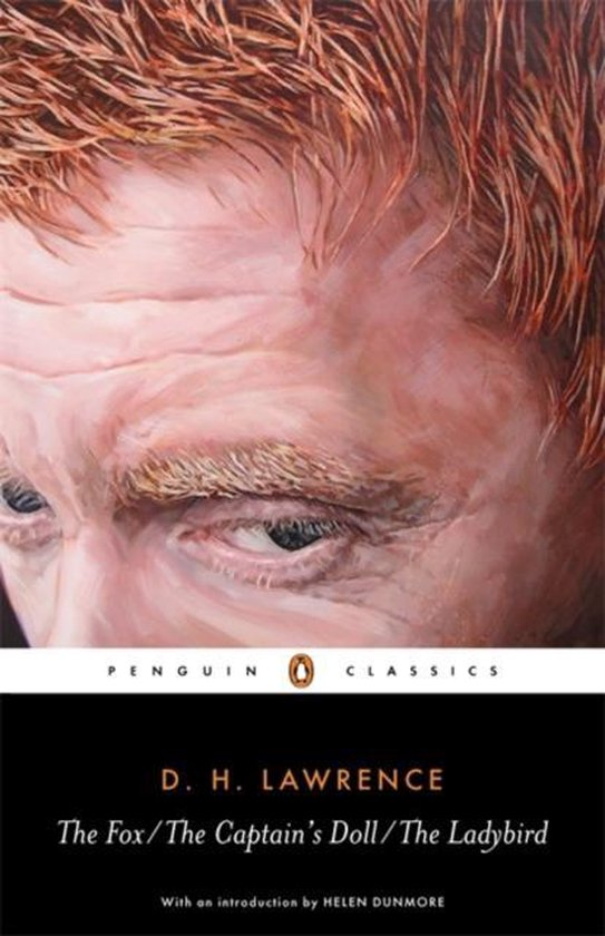 Boek cover The Fox, The Captains Doll, The Ladybird van D.H. Lawrence (Paperback)