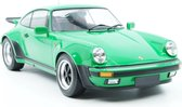 Minichamps Porsche 911 Turbo 1977 Groen 1:12
