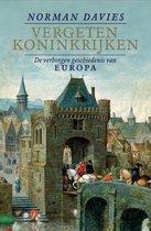 Boek cover Vergeten koninkrijken van Norman Davies (Hardcover)