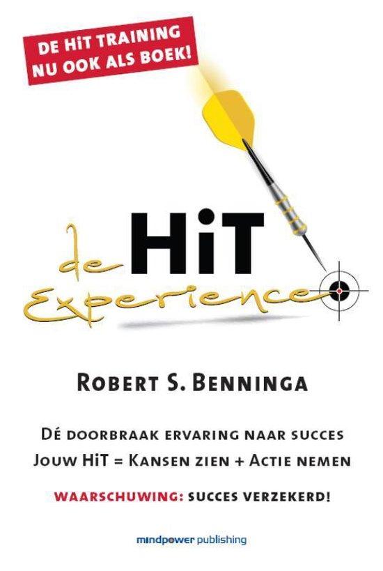 Cover van het boek 'De Hit Experience'
